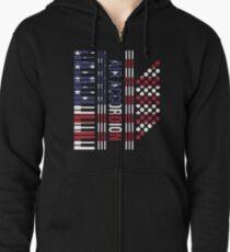 Air Accordion American T-Shirt