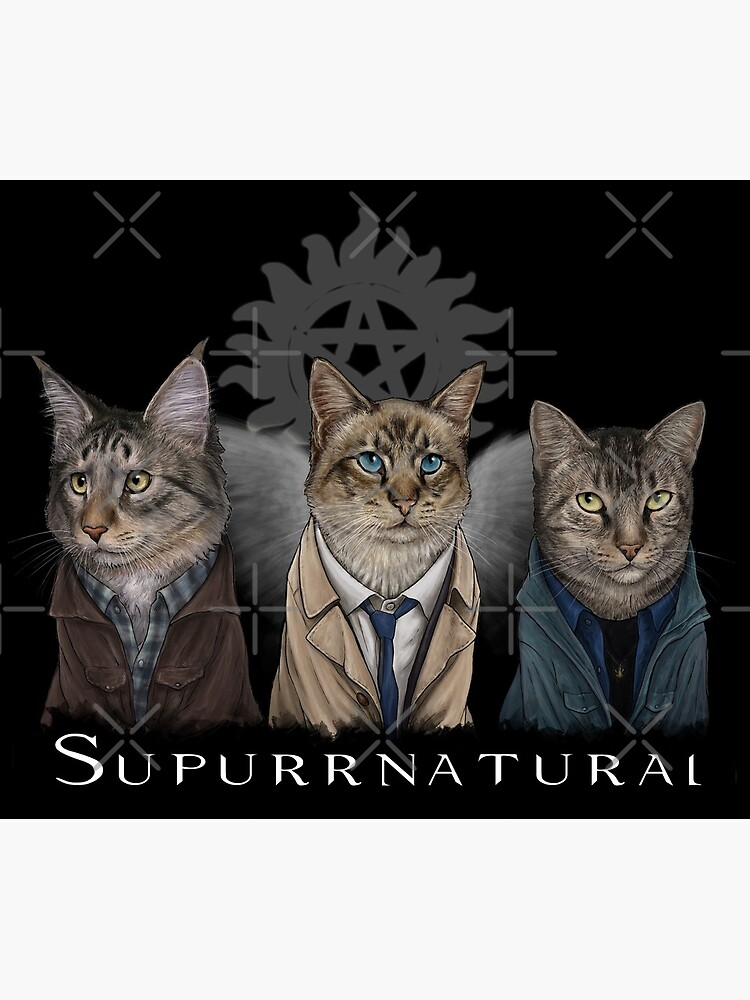 Supurrnatural by jennyparks