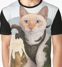 Catleesi Graphic T-Shirt