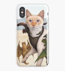 Catleesi iPhone Case/Skin