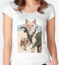 Catleesi Women's Fitted Scoop T-Shirt