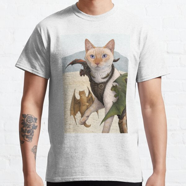 Catleesi T-shirt classique