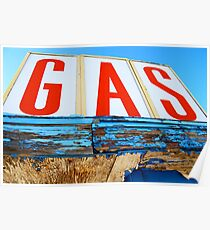 GAS! Poster
