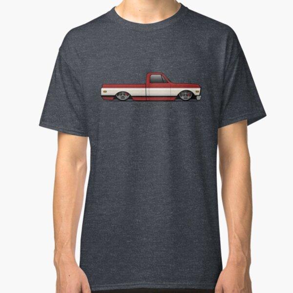1955 Green Chevy Bel Air H T a Custom HotRod Sun Set T-Shirt 55 Muscle Car Tee/'s