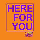 PFLAG Capital Region - Here For You 2017 by IvanHintonTeoh