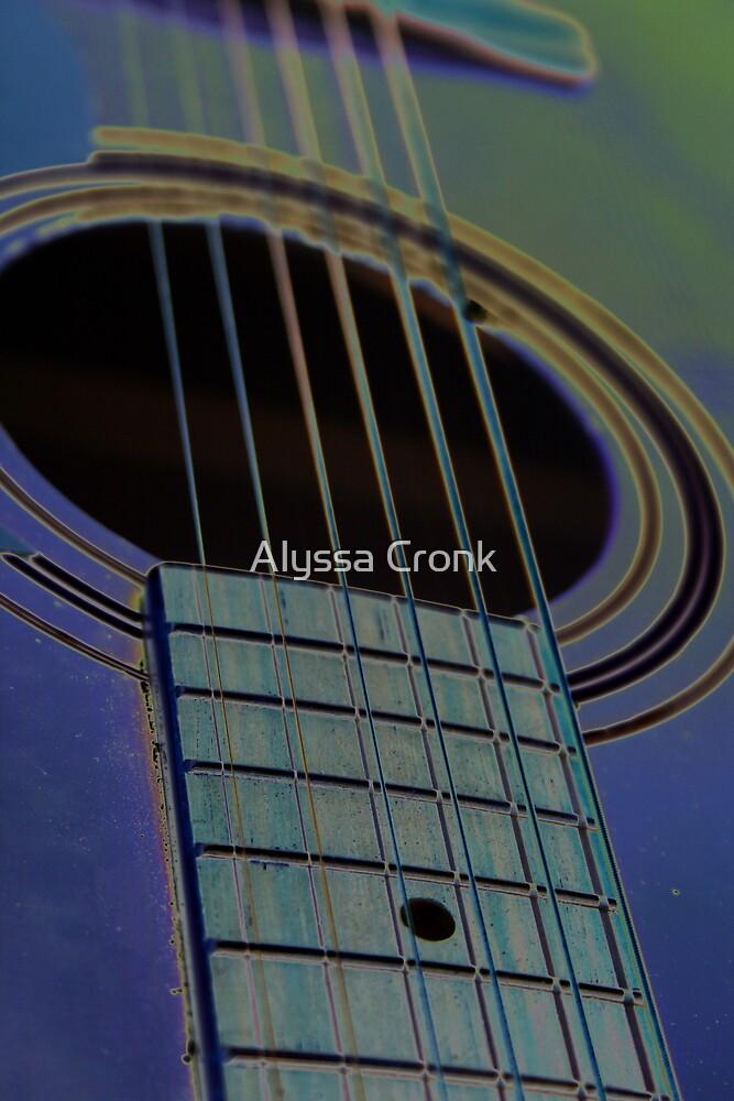 Strings by Alyssa Passlow