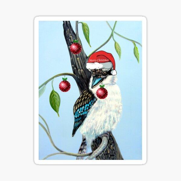 Kooky Christmas Sticker