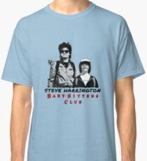 Steve Harrington - Babysitters Club Classic T-Shirt