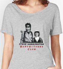 Steve Harrington - Babysitters Club Women's Relaxed Fit T-Shirt