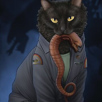 Ripley Cat by jennyparks