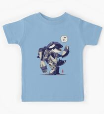 Cyb-Orca Kids Tee