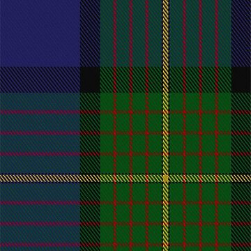 00075 Muir/Moore Clan Tartan  by Detnecs2013
