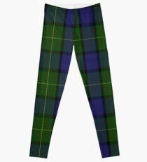 00075 Muir/Moore Clan Tartan  Leggings
