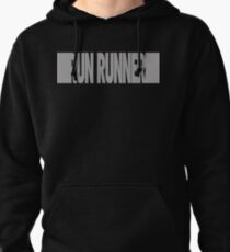 Run Runner - Logan's Run Inspired Pullover Hoodie