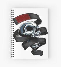 BJJ lifestyle 1 Spiral Notebook
