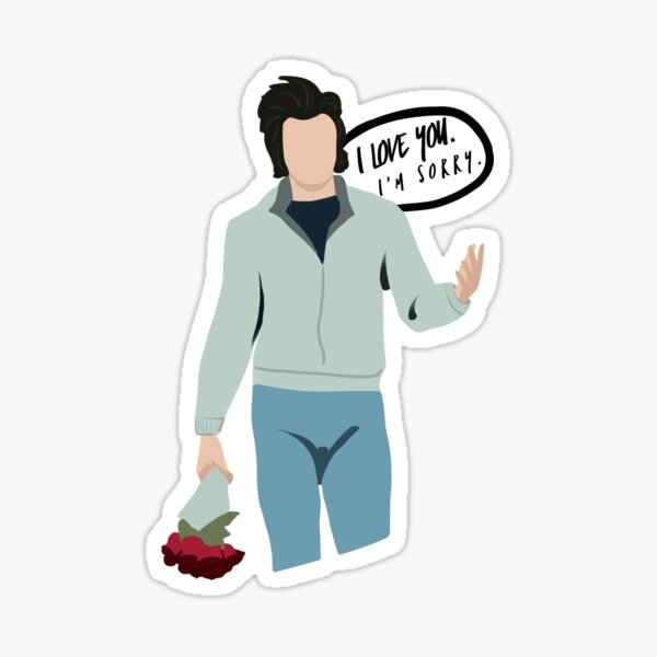Nancy's Not Home Sticker
