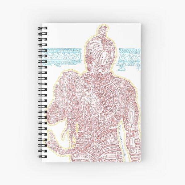 Fluid Spiral Notebook