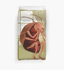 kafka metamorphosis cockroach Duvet Cover