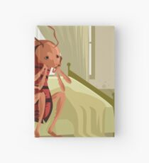 kafka metamorphosis cockroach Hardcover Journal