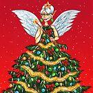 Christmas Fairy by amandakaybaker