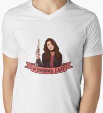 wineonna V-Neck T-Shirt