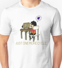 Just One More Cycle T-Shirt