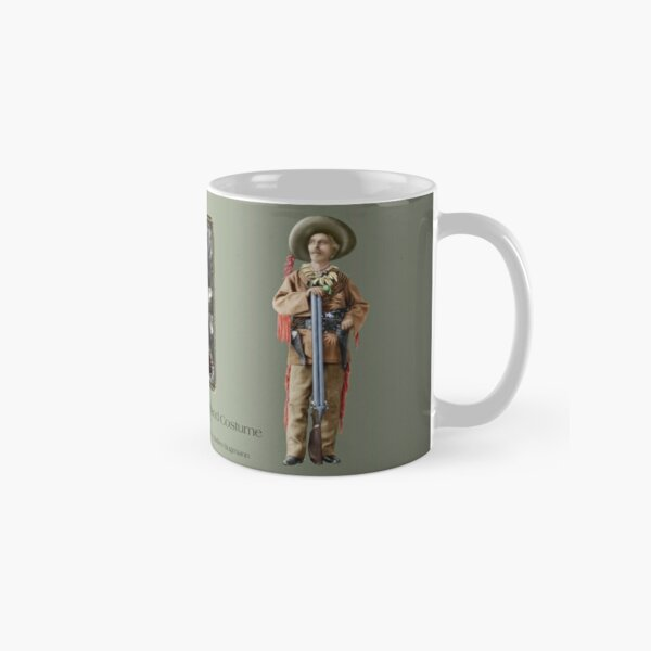 Karl May in Old Shatterhand Costume 1896 by tasmanianartist for Karl May Friends Classic Mug