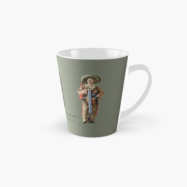 Karl May in Old Shatterhand Costume 1896 by tasmanianartist for Karl May Friends Tall Mug