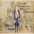 Nikolai Lantsov_The Grisha Trilogy by twinkle-canvas