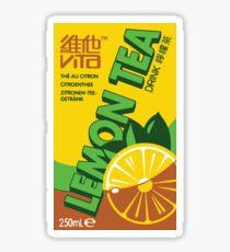 Vita Lemon Tea Sticker