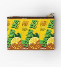 Vita Lemon Tea Zipper Pouch