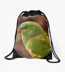 Scaly-breasted Lorikeet  Drawstring Bag