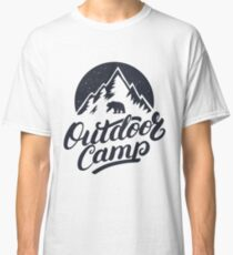 Outdoor Camp Classic T-Shirt