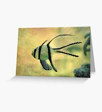 fishy 02 Greeting Card