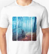 silent sadness Slim Fit T-Shirt
