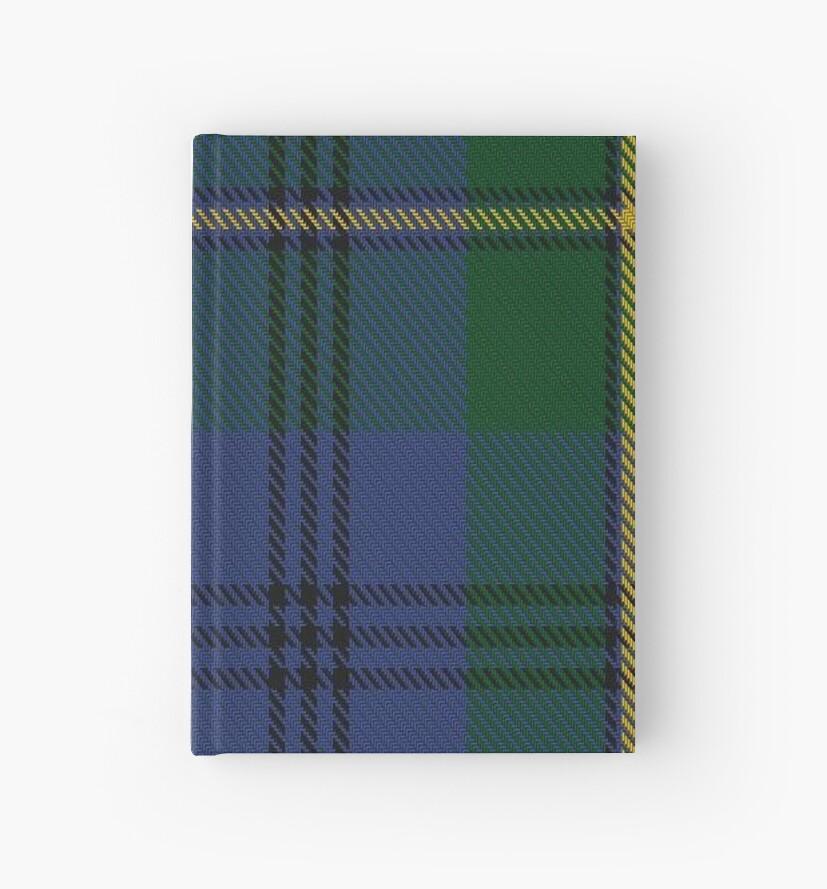 00046 Johnston(e) Clan Tartan  by Detnecs2013