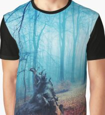 silent sadness Graphic T-Shirt
