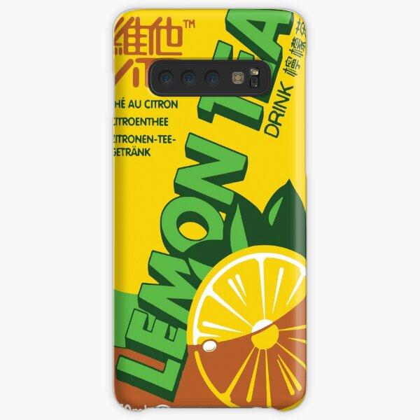 Vita Lemon Tea Samsung Galaxy Snap Case