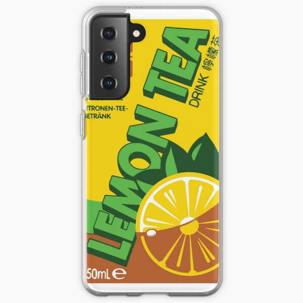 Vita Lemon Tea Samsung Galaxy Soft Case