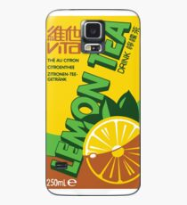 Vita Lemon Tea Case/Skin for Samsung Galaxy