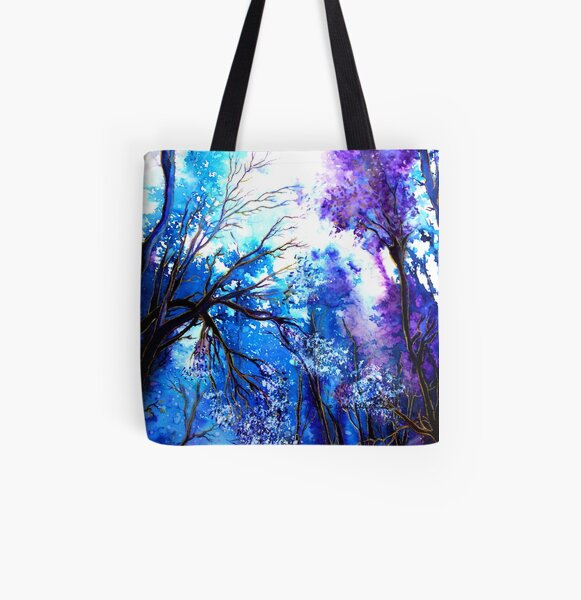 Ray of Hope All Over Print Tote Bag