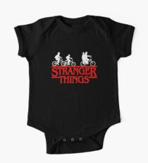 Stranger Things Bike Kids Clothes