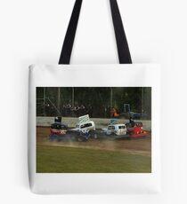 Stockcar Teams  Tote Bag