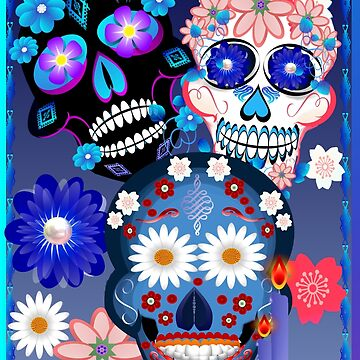 Día de Muertos-Day Of The Dead. by Lotacats