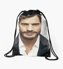 Handsome Jamie Dornan Drawstring Bag