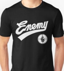 Public Enemy fight the power 1989 baseball replica Unisex T-Shirt