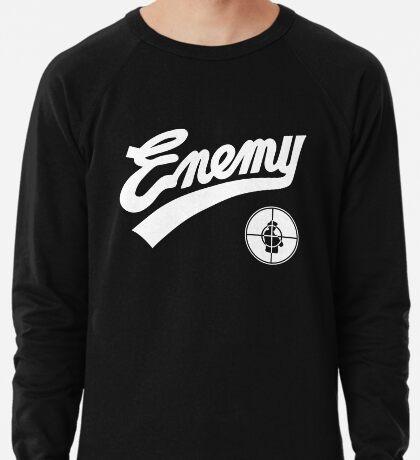 Public Enemy fight the power 1989 baseball replica Lightweight Sweatshirt