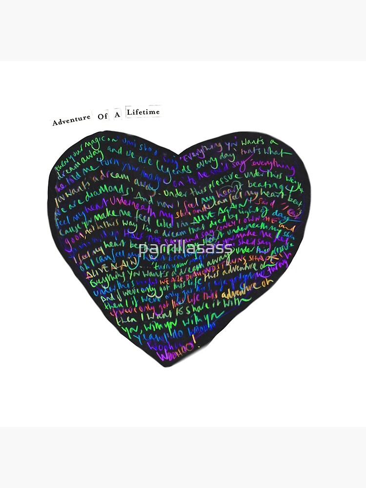 Coldplay // Aventura de toda una vida de parrillasass