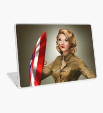 Private Lorraine Laptop Skin