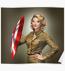 Private Lorraine Poster